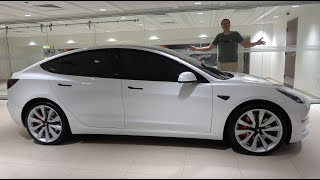 Download Here's Why the Tesla Model 3 Performance Is the Best Tesla Yet Video