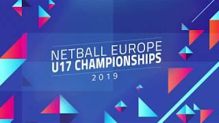 Download Netball Europe U17 Championships 2019 | Emirates v England Video