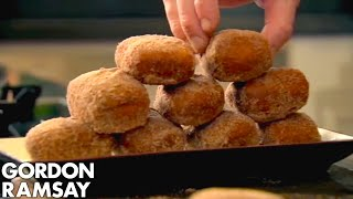 Download Homemade Chocolate Donuts - Gordon Ramsay Video