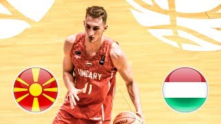 Download MKD v Hungary - Full Game - Class. 9-12 - FIBA U20 European Championship Division B 2018 Video