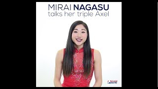 Download Mirai Nagasu on Her Triple Axel Video