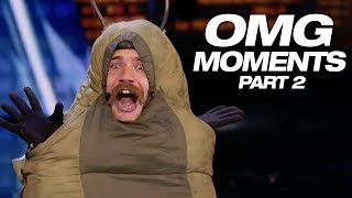 Download OMG! WEIRD! What Kind Of Talent Did You Just Watch? - America's Got Talent 2018 Video