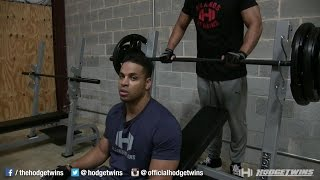 Download Superset Chest & Back Workout @hodgetwins Video