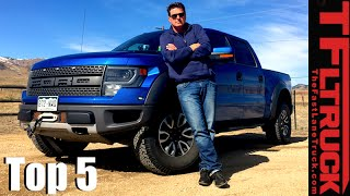 Download Top 5 Reason Why Trucks are more Popular Than Cars in America Counted Down Video