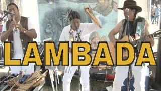 Download LAMBADA - KJARCAS KAOMA by INKA GOLD live Video