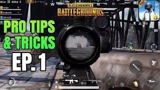 Download PUBG Mobile PRO Tips & Tricks | EP. 1 Video