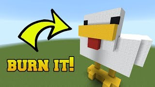 Download IS THAT A CHICKEN?!? BURN IT!!! Video