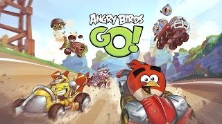 Download Angry Birds Go! - Universal - HD (Sneak Peek) Gameplay Trailer Video