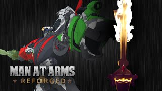 Download Voltron Blazing Sword - MAN AT ARMS:REFORGED Video
