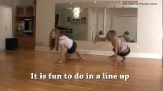 Download Dance Tutorial - Floor Moves - Knee Circles - Fit For a Feast Video