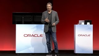 Download Oracle Fusion Cloud Applications—Secure, Extensible: Larry Ellison Keynote at OpenWorld 2018 Video