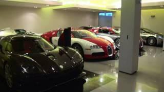 Download 1080: Supercar collection in detail: Bugatti Veyron, Enzo Ferrari, Koenigsegg, Gemballa Mirage GT Video