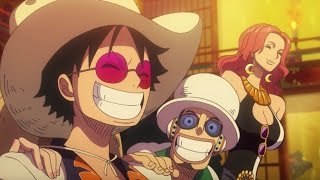 Download One Piece Film: Gold Theatrical Trailer Video