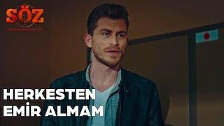 Download Nazlı, Ateş'e Emir Verdi | Söz 3. Bölüm Video