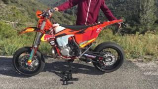 Download 2017 KTM EXC 300 Supermoto Video