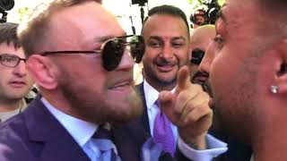 Download PAULIE MALIGNAGGI CONFRONTS CONOR MCGREGOR & GETS INTO HEATED SCUFFLE! Video
