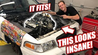 Download Burnout Patrol EP.2 - The GT500 Engine BARELY Fits! (Supercharger Is So Tall) Video