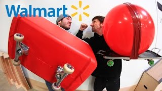 Download WALMART SKATE EVERYTHING WARS | EP 5 Video