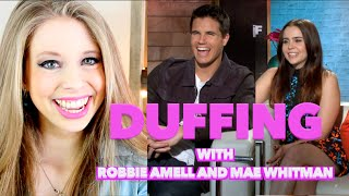 Download DUFFING WITH MAE WHITMAN & ROBBIE AMELL Video