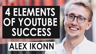 Download 4 Elements of YouTube Success — Alex Ikonn Interview Video