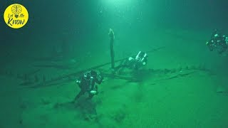 Download Scientists Diving In The Black Sea Discovered 60 Incredibly Preserved Ships Dating Back 2,500 Years Video