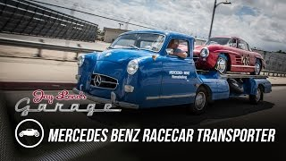 Download 1950 Mercedes Benz Racecar Transporter - Jay Leno's Garage Video