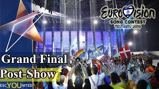 Download Eurovision 2019: Grand Final Post-Show WINNER DISCUSSION Video