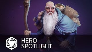 Download Heroes of the Storm: Deckard Cain Spotlight Video