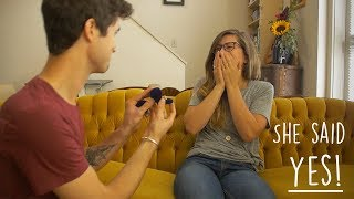 Download Our Ethical Wedding Rings (I surprised her!) Video