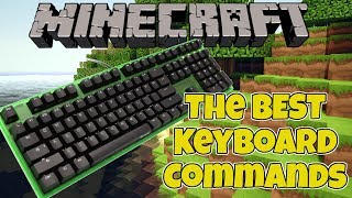 Download Minecraft: Keyboard Commands (Change Time, Change Gamemode, & Turn Off Rain) Video