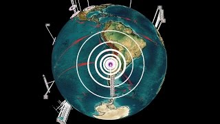 Download 4/24/2017 - M7.1 (M6.7) strikes South America / Chile - Large shake reports coming in Video