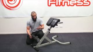 Download 45 Hyper Extension Bench Video
