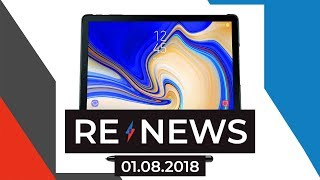 Download Samsung Galaxy Tab S4   RE: News EP6 Video
