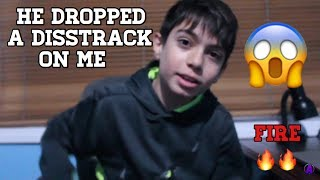 Download MY BIGGEST HATER DROPS A DISS TRACK ON ME *11 YEARS OLD* Video