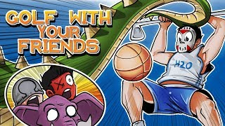Download Golf With Your Friends - Recorded 245 million years ago! Video