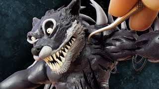 Download Making Twisted Wolf from Five Night's at Freddy's Twisted Ones Video