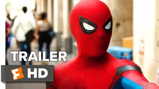 Download Spider-Man: Homecoming Trailer #3 (2017) | Movieclips Trailers Video