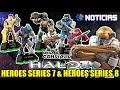 Download NOTICIAS 🌎 | HEROES SERIES 7 & 8 Video