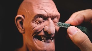 Download How to Sculpt a Stylized Character *Preview* - Sculpture Geek Video
