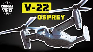 Download The V-22 Osprey: Why It's Loved by Those Who Risk Their Lives to Fly It Video
