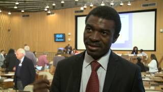 Download Interview with Lazare Eloundou Assomo, UNESCO World Heritage Centre Video
