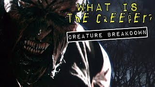 Download What is The Creeper? Complete Mythology + Breakdown (JEEPERS CREEPERS Trilogy) Video