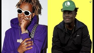 Download Rich The Kid Blasts Ugly God for 'Lowkey Hating' on him after Offering to sign him for $100,000 Video