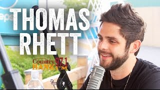 Download Thomas Rhett - Why His Wife is More Popular than Him [Artist Interview] Video