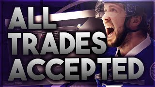 Download ACCEPTING ALL TRADES WITH THE TAMPA BAY LIGHTNING! (NHL 18 FRANCHISE MODE CHALLENGE) Video