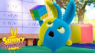 Download Sunny Bunnies | SUNNY BUNNIES - 루빅스 큐브 | 어린이를위한 재미있는 만화 | WildBrain Video