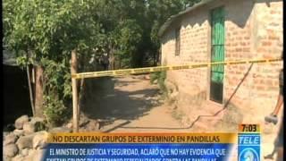Download No descartan grupos de exterminio en pandillas Video