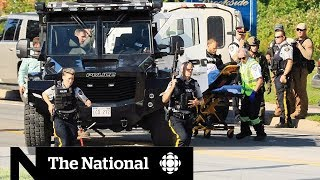 Download How the Fredericton shooting unfolded Video