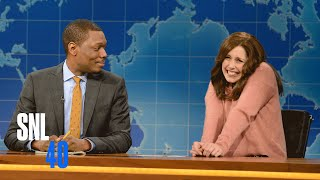 Download Weekend Update: Romantic Comedy Expert - Saturday Night Live Video