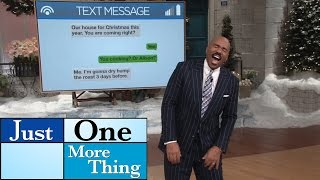 Download Hilarious Holiday Autocorrect Fails || STEVE HARVEY Video